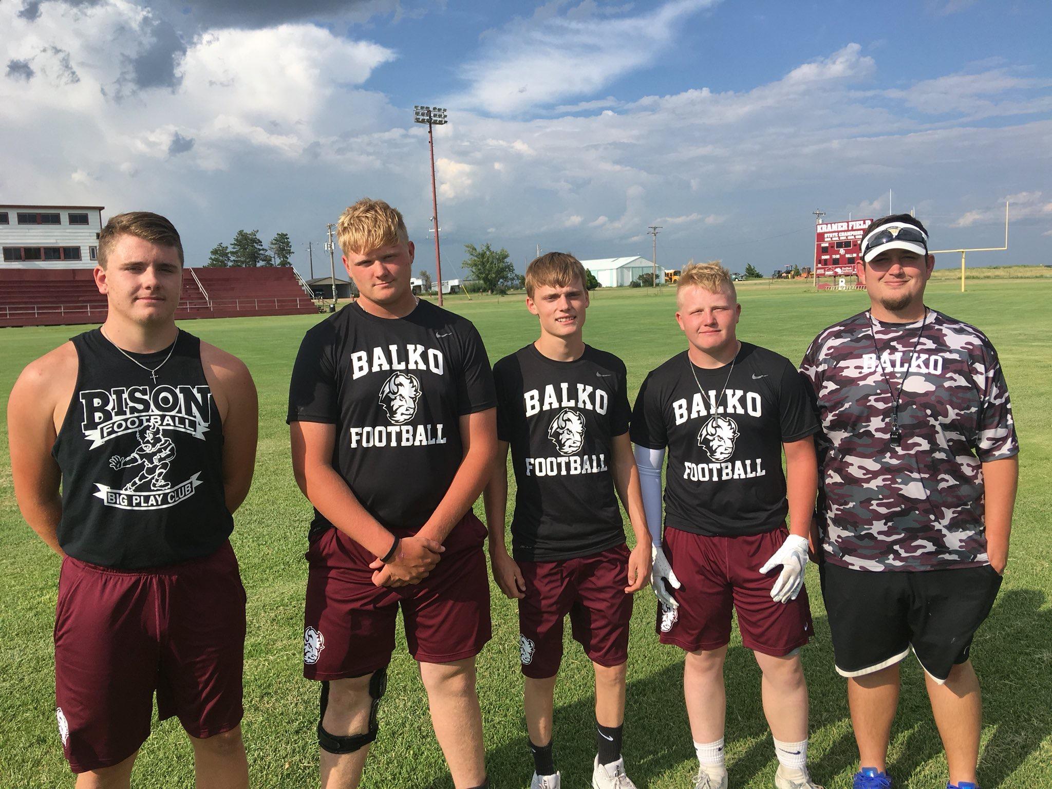 Revamped Balko Looks for Breakthrough Season