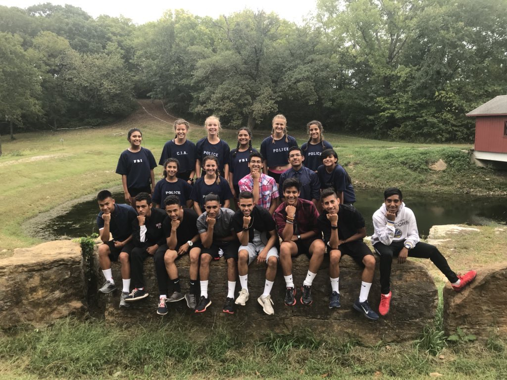 Liberal Cross Country Runs in Lawrence