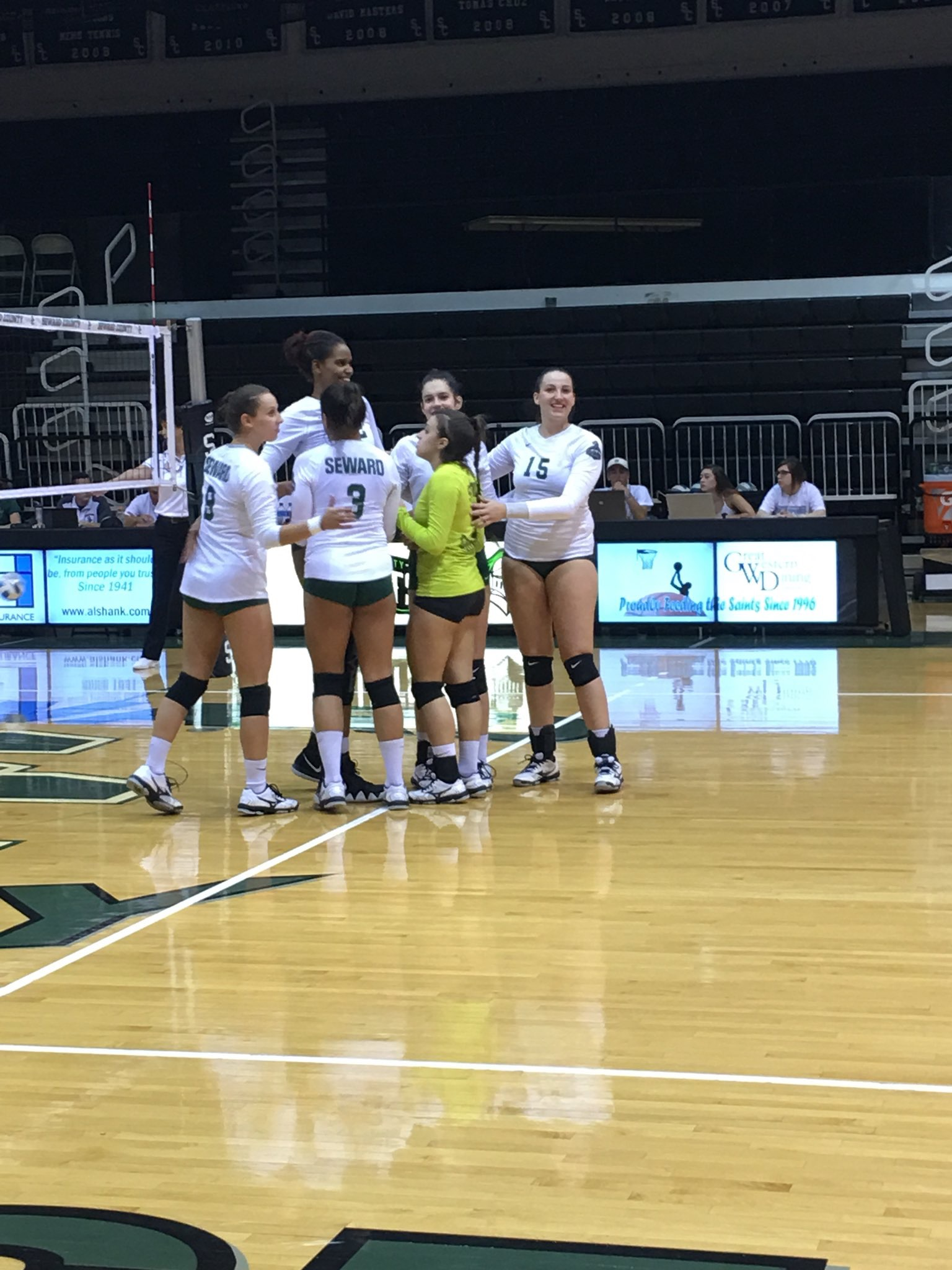 Seward Moves Up to 6th in NJCAA Rankings