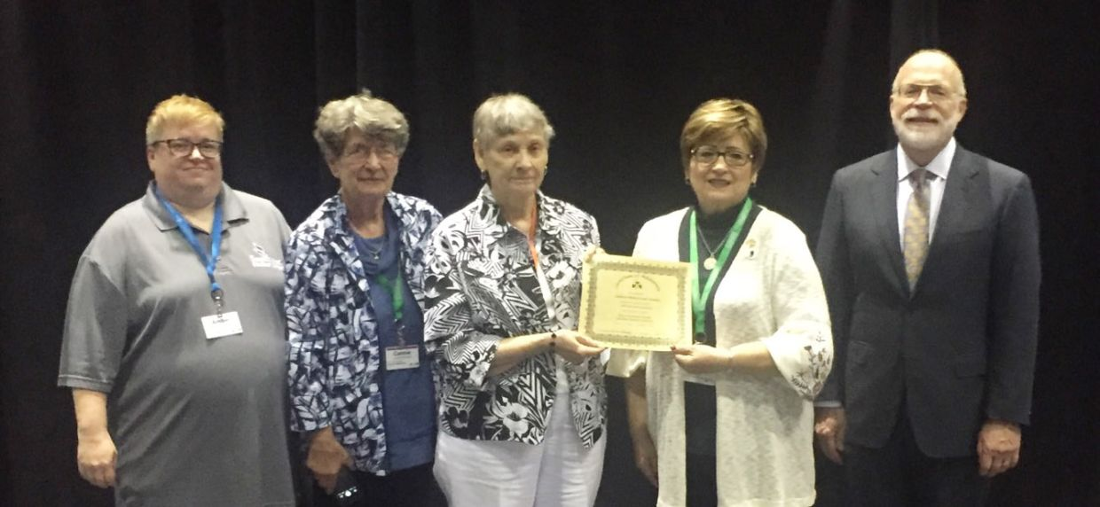SWMC Auxiliary Receives Award of Excellence
