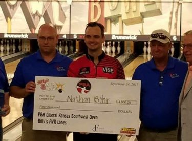 PBA Event at Billy's Ayr Lanes this Weekend