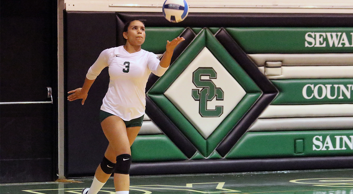 Seward Sweeps #20 Colby to Take Over 1st Place