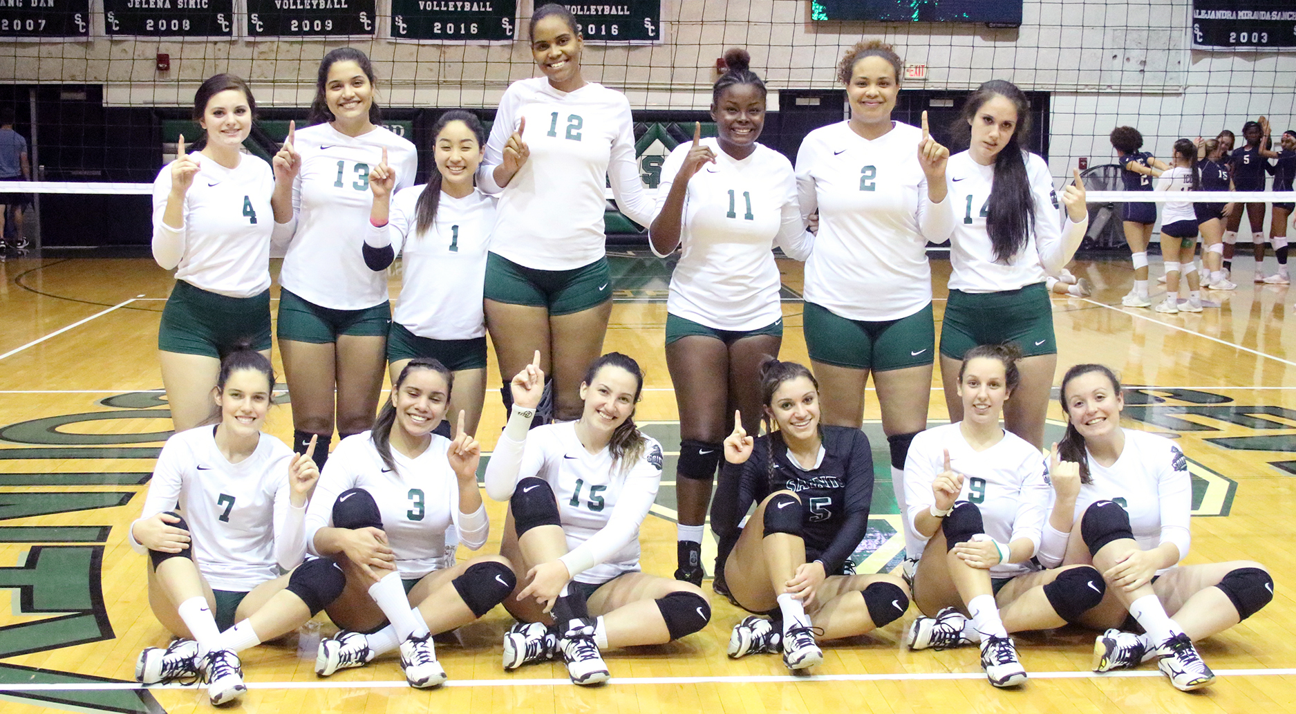 Seward Spikers Move Up to 6th in NJCAA Rankings