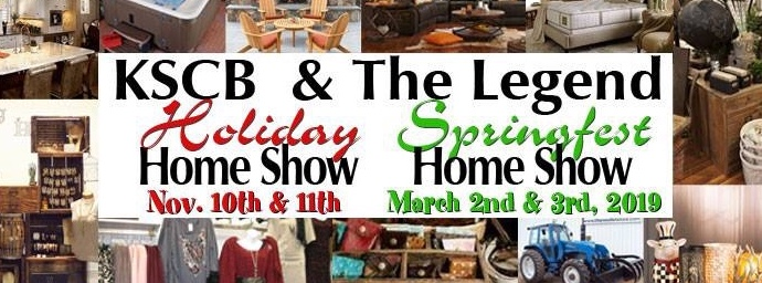 2018 Holiday Home and Fun Show This Weekend