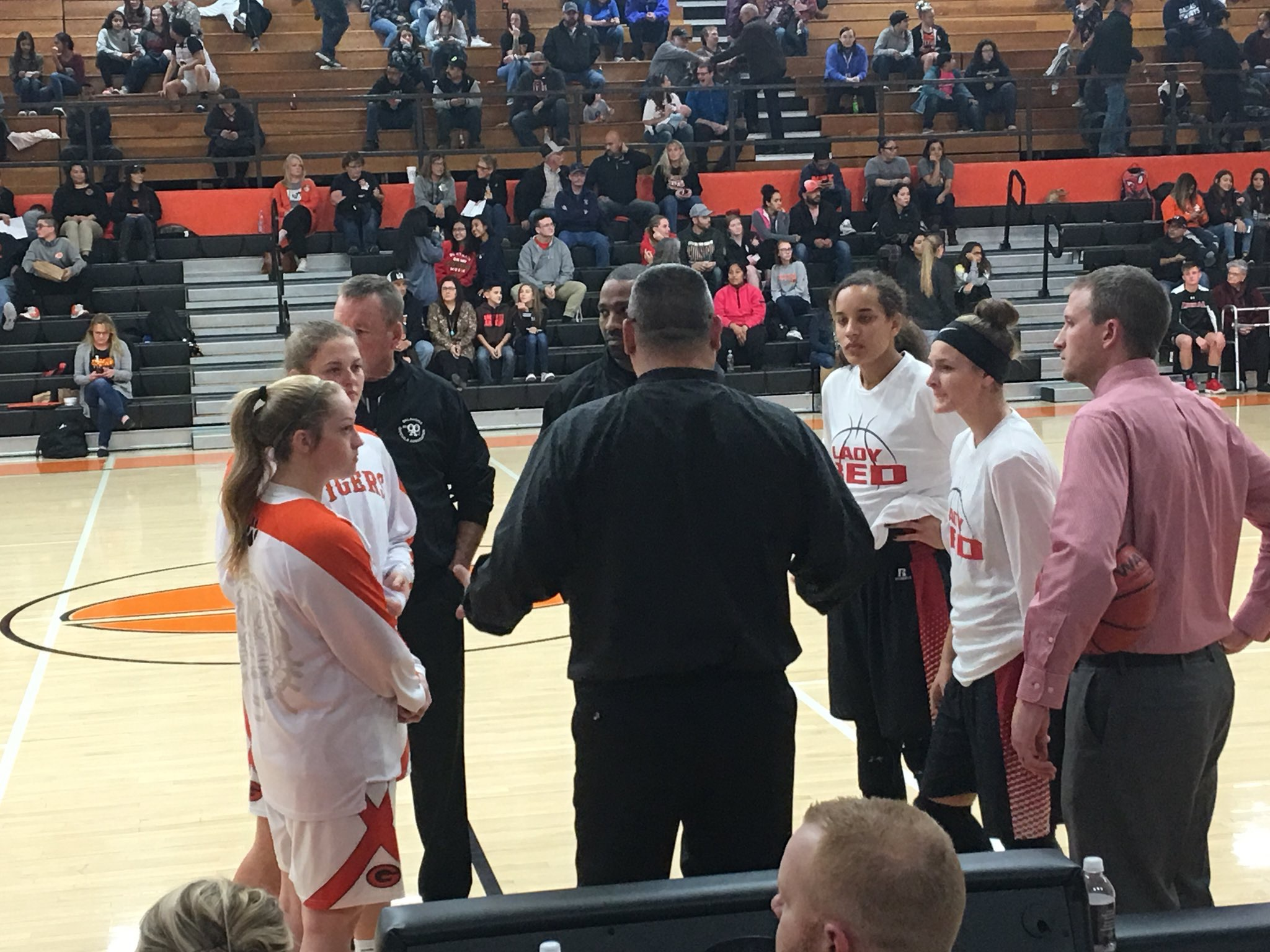 Lady Redskins Clamp Down on Guymon