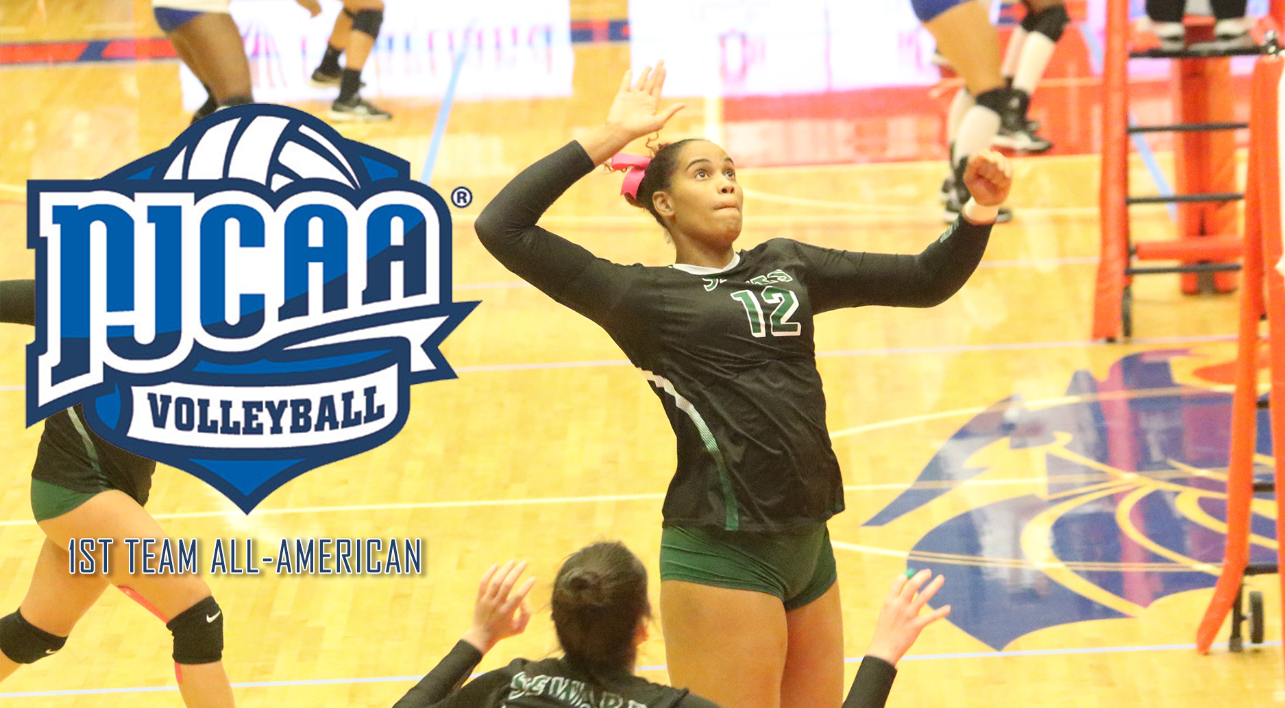 Sierra Named NJCAA First Team All American