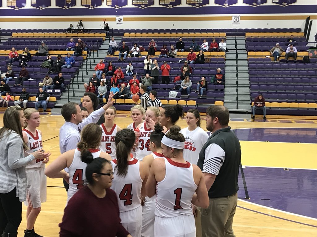 Lady Redskins 10-0 for First Time Since 1979