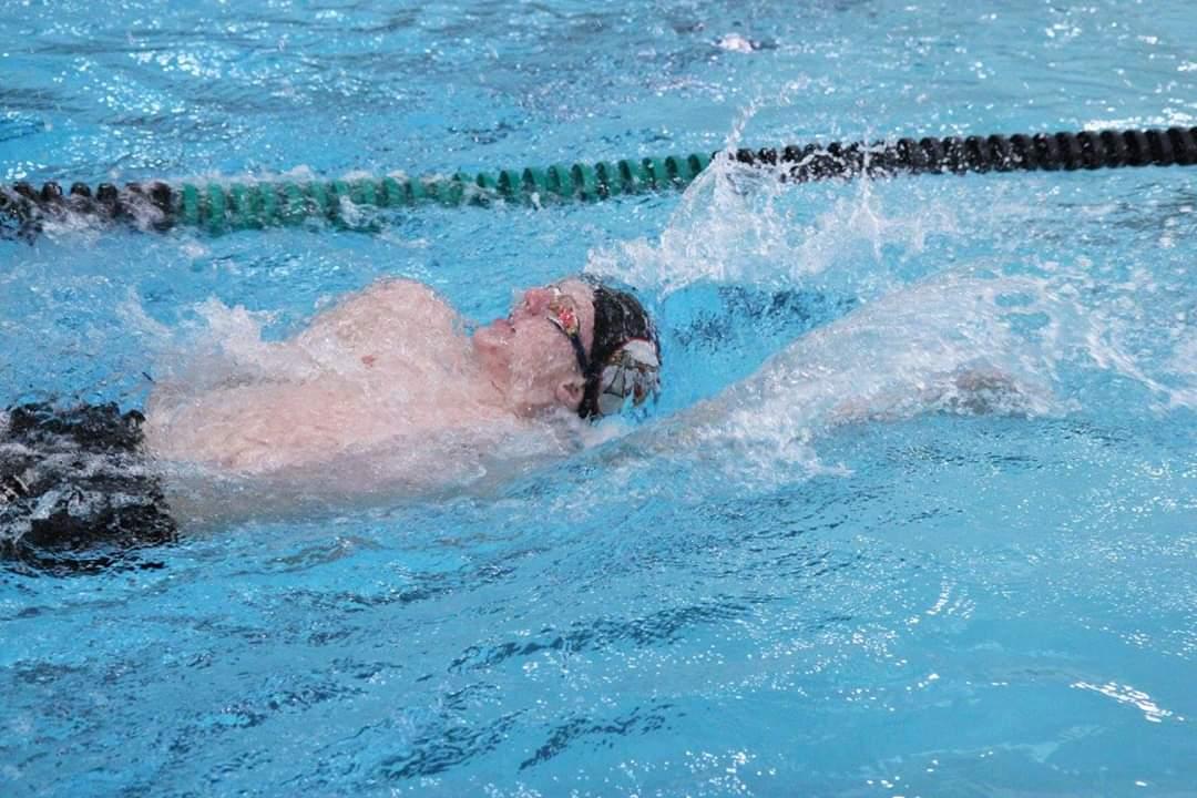 LHS Swimming Beats Two WAC Teams at Hays