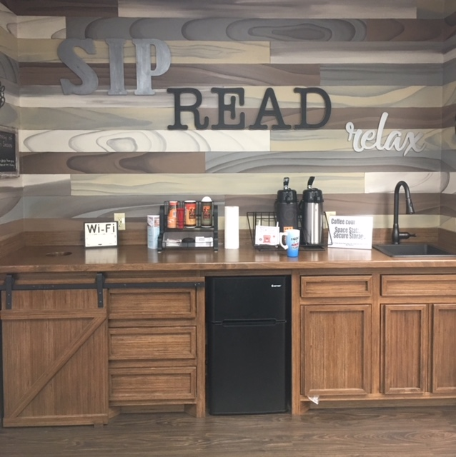 Ribbon-Cutting Event to Celebrate Library Coffee Lounge