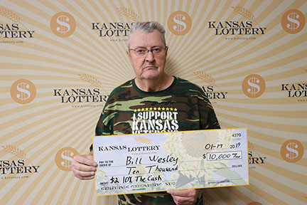 Liberal's Wesley Feeling Extra Lucky With Second Lottery Win