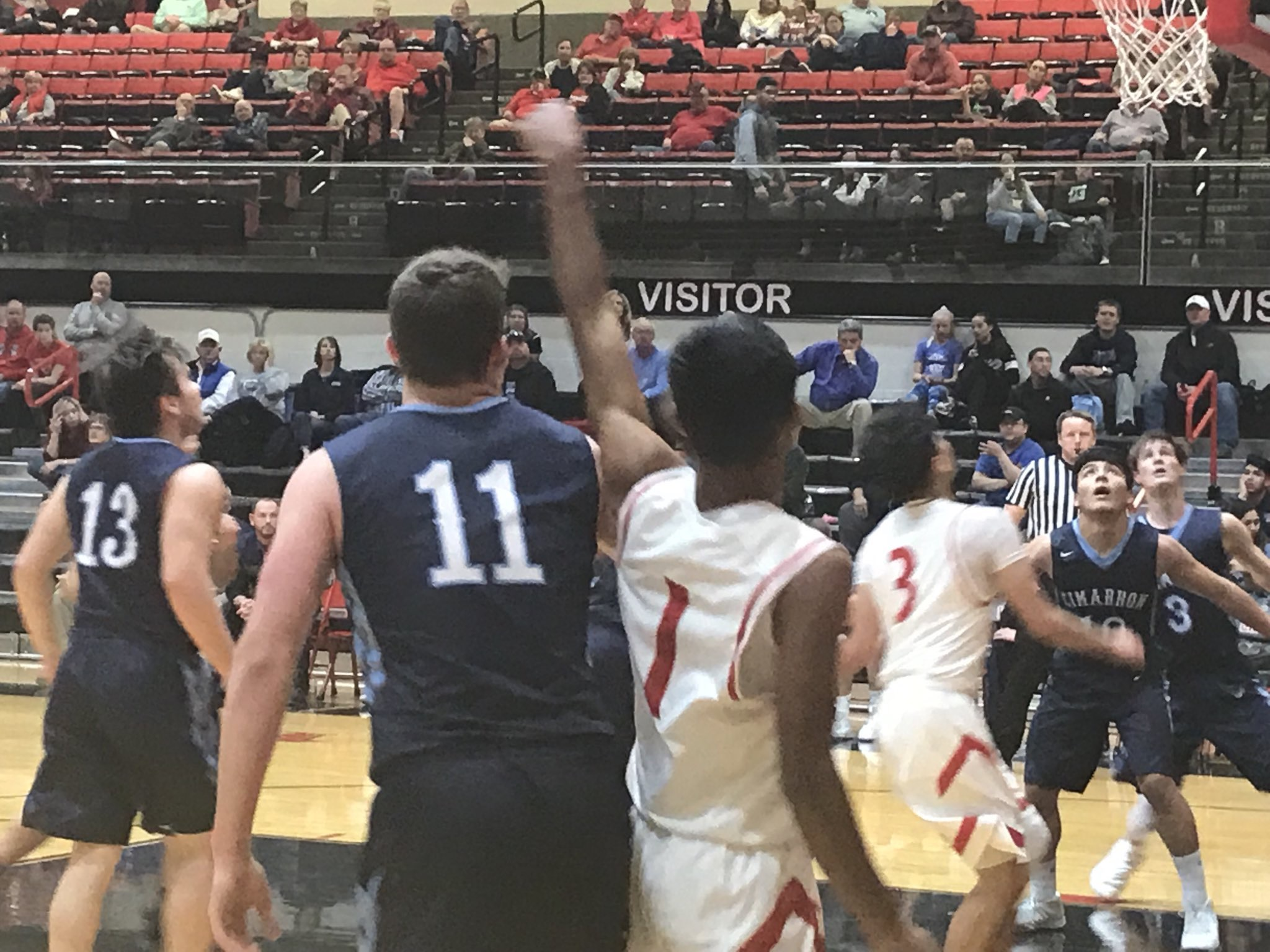 LHS Manager Plays as Shorthanded Skins Upend Cimarron