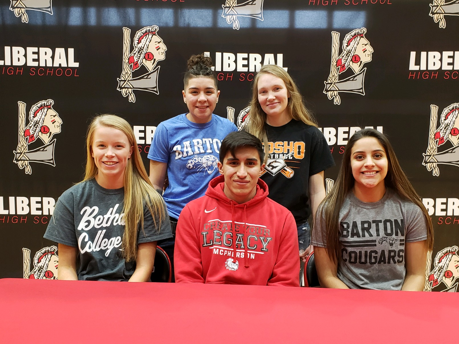 Signing Day 2019 at LHS
