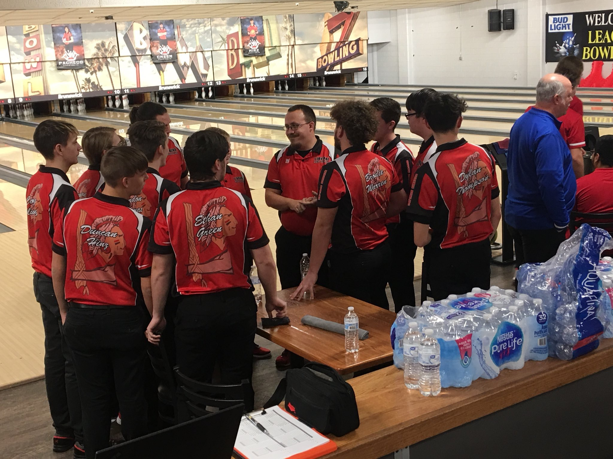 Liberal Bowling Dominates Dodge City