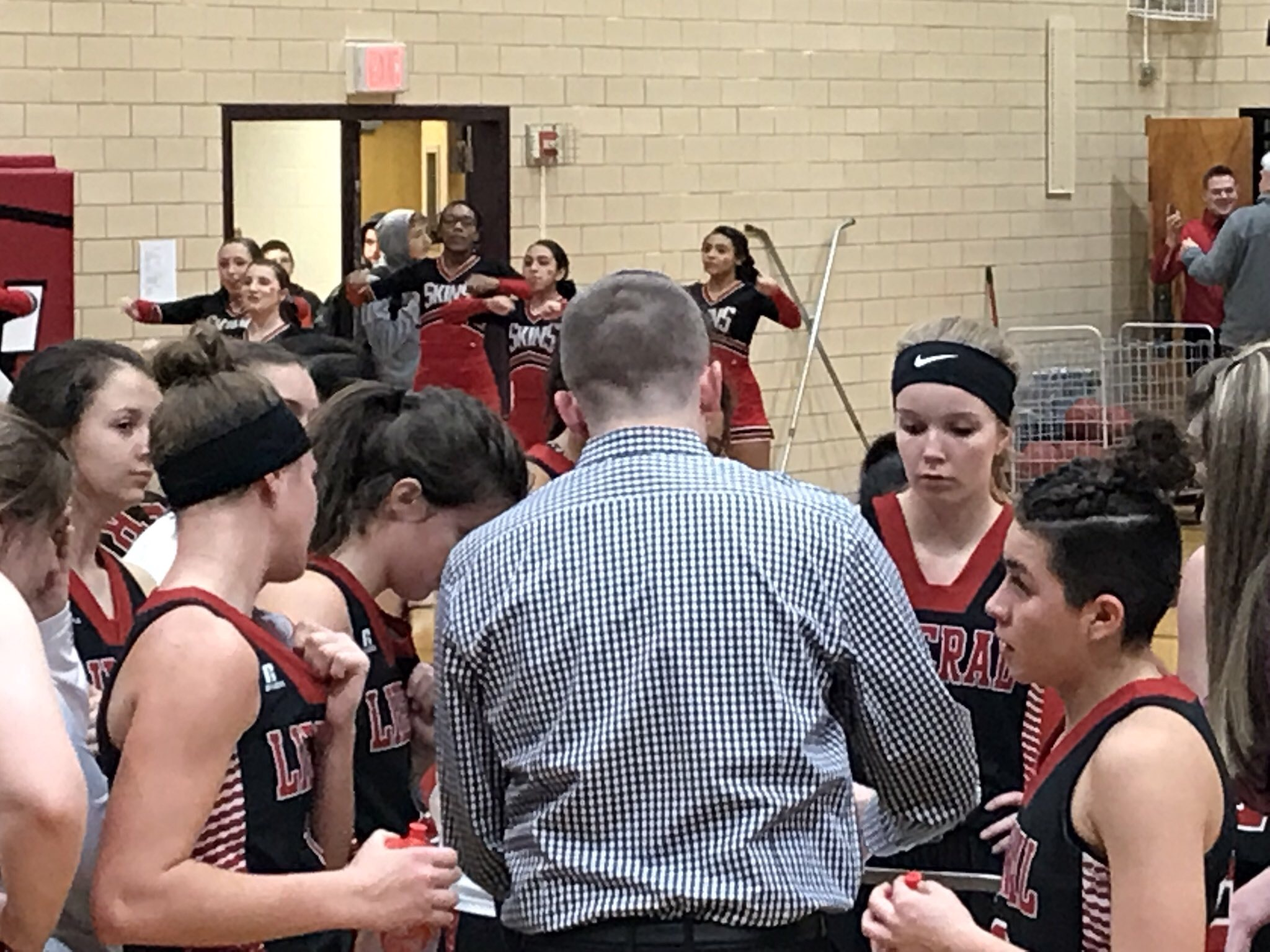 Lady Redskins Remain Number Two