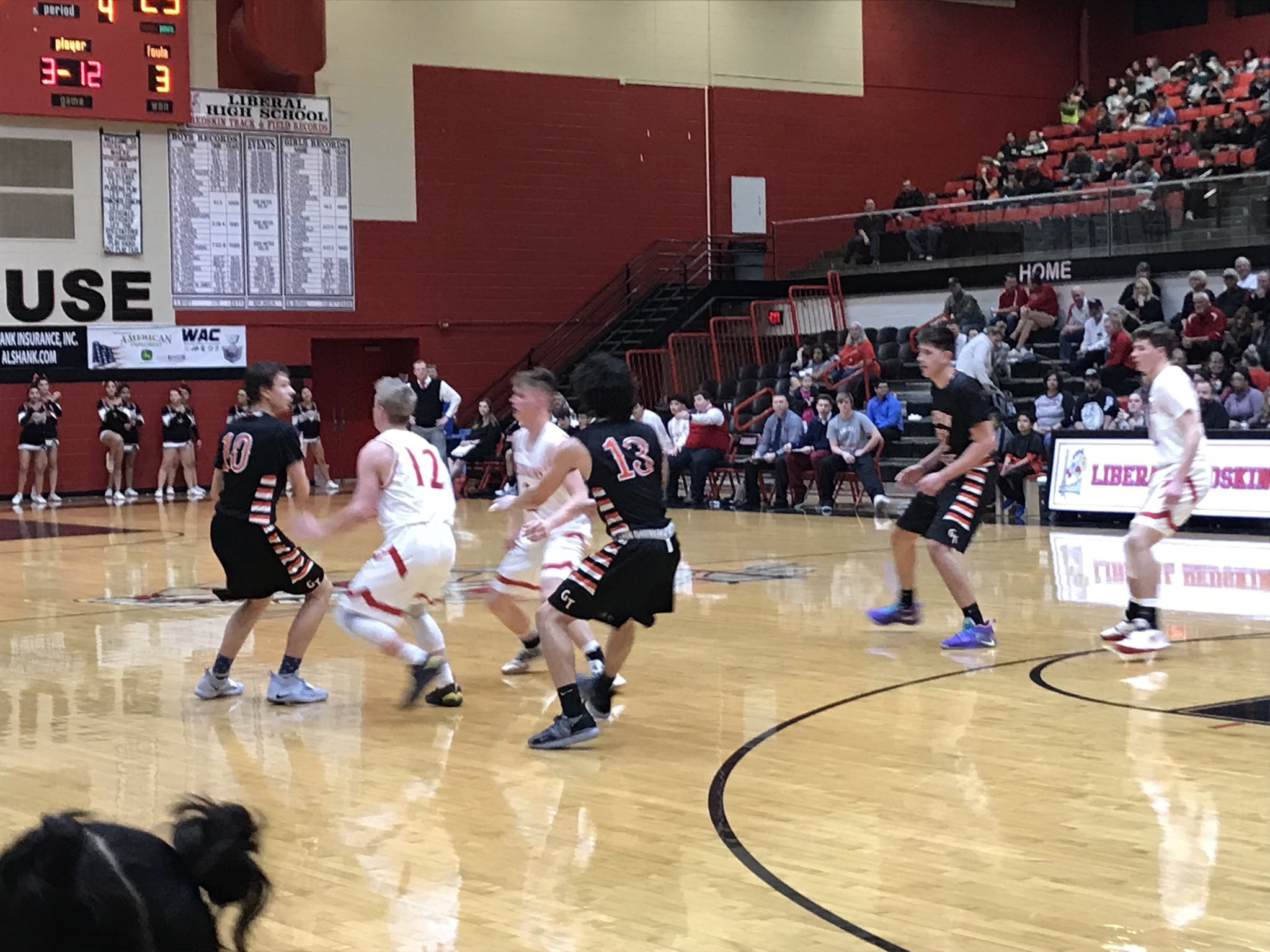 Redskins Get by Guymon