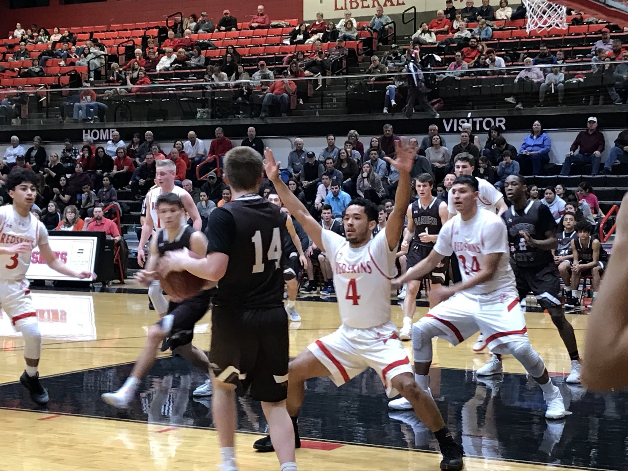 Garden City Gets by Liberal in Overtime