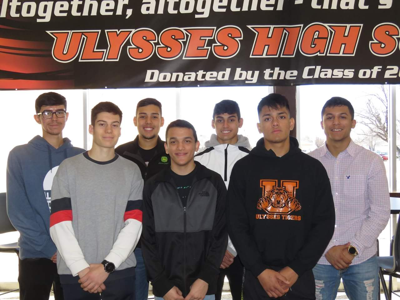 Ulysses Students Continue Adopt-A-Highway Project