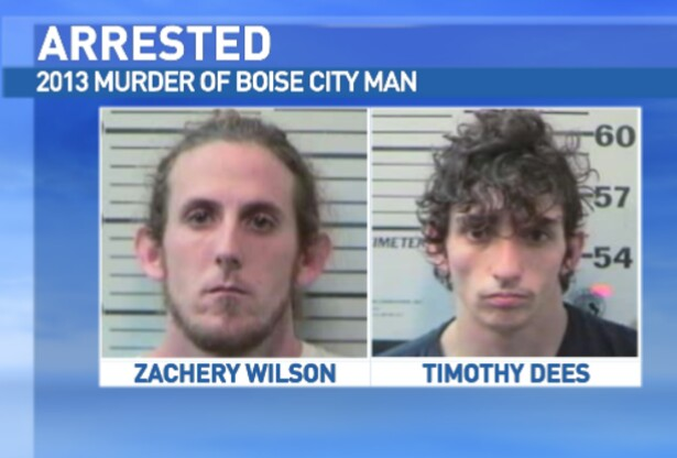 UPDATE: 3rd Arrest Made in 2013 Boise City Shooting