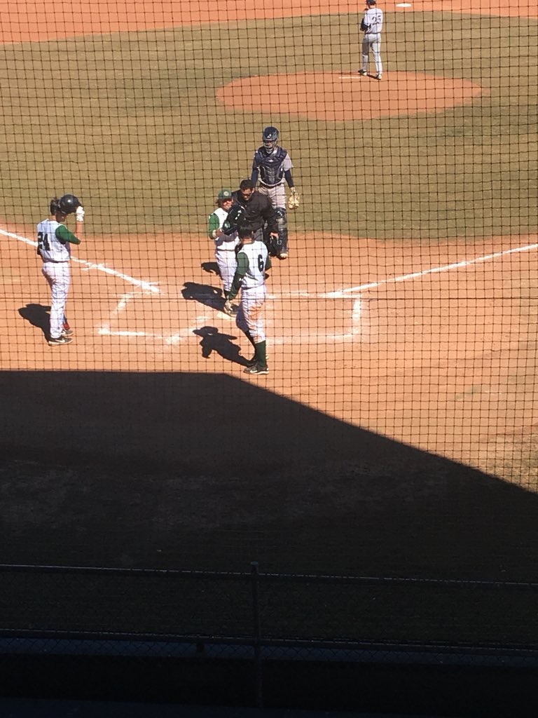 Saints Sweep Colby to Take Opening Series