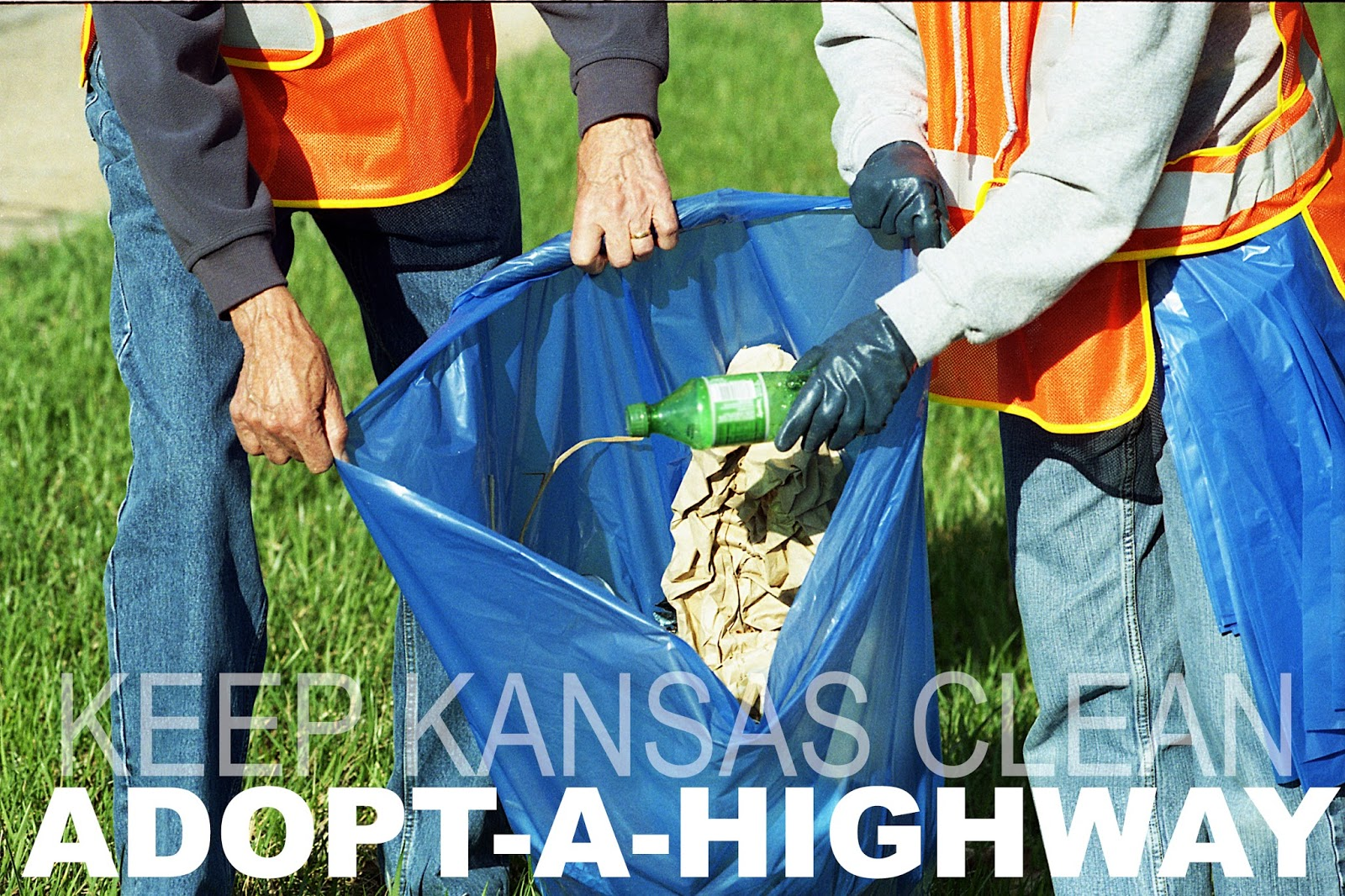 KDOT Says Make a difference – Adopt a highway