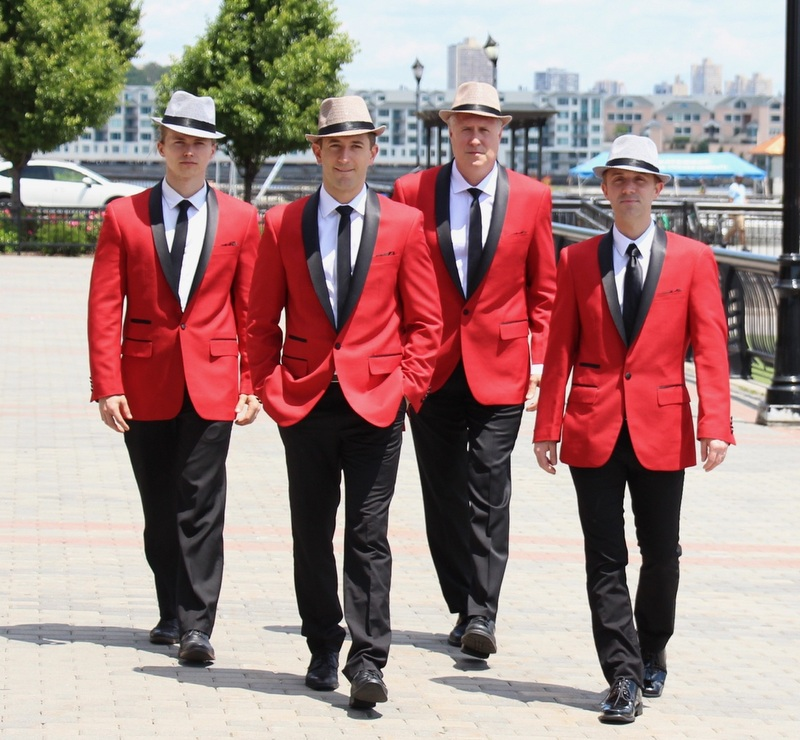 Jersey Tenors Coming to Liberal