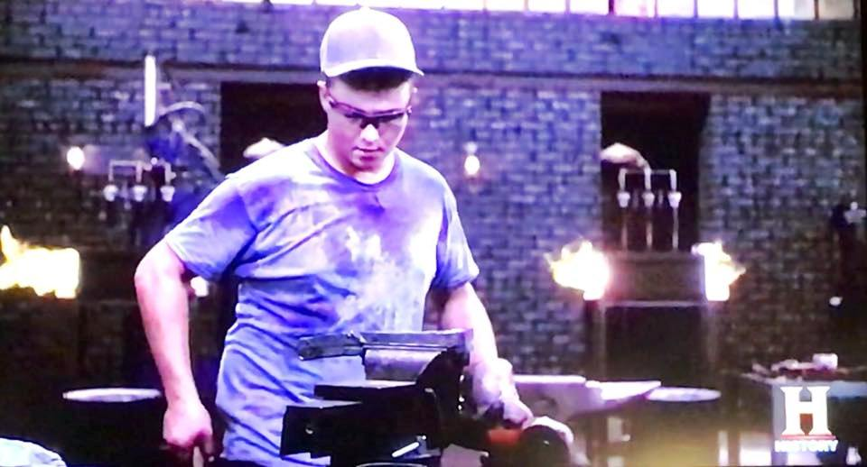 """Elkhart Native to be Featured on History Channel's """"Forged In Fire"""""""