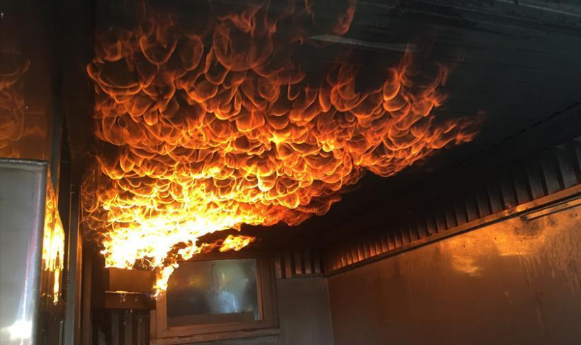Fire Science Students Will get Live Burn Experience