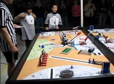 """""""Into Orbit"""" Robotics Tournament this Saturday at the Mid America Air Museum"""