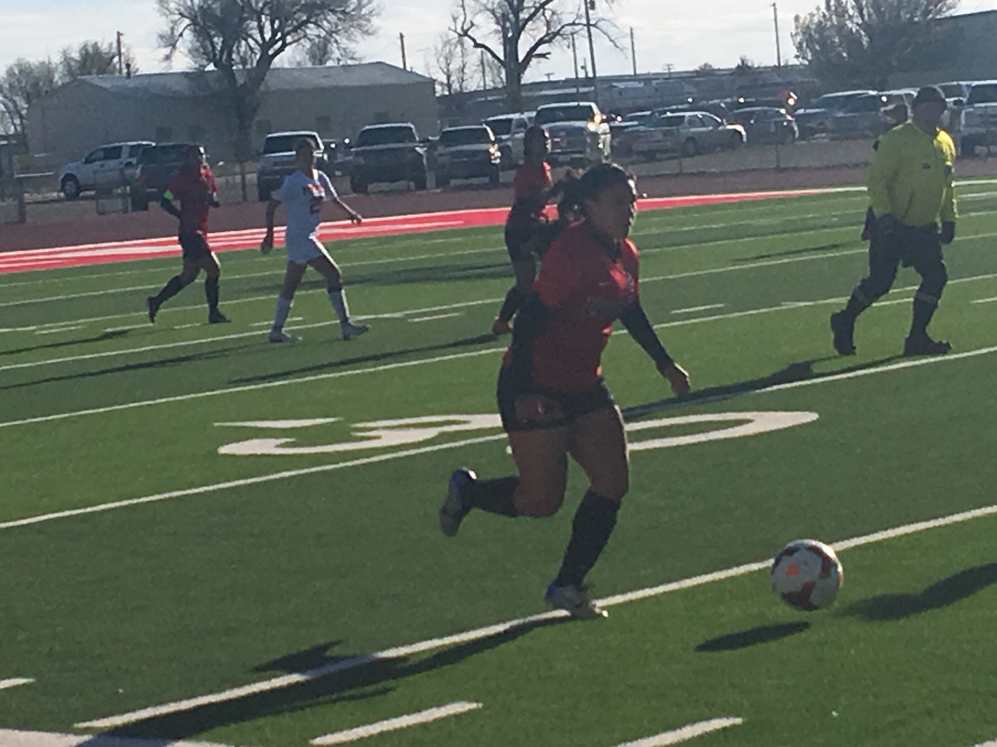 Liberal Rallies to Win Home Soccer Opener Over Great Bend