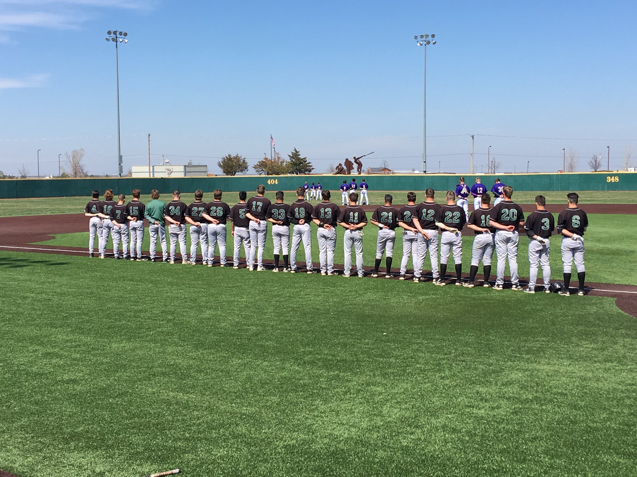 Saints Sweep Two Nail Biters in Dodge City