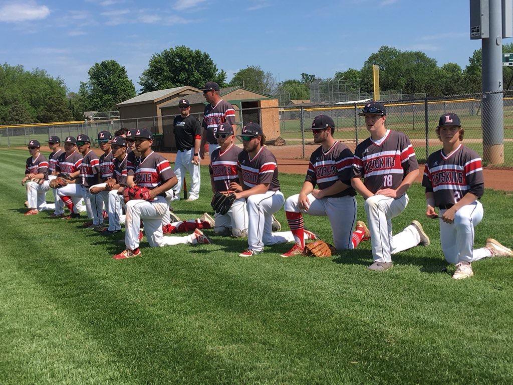 Liberal Rally Falls Short in Baseball Regional