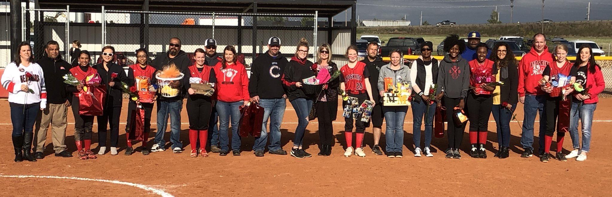 Hays Spoils Liberal's Softball Senior Night