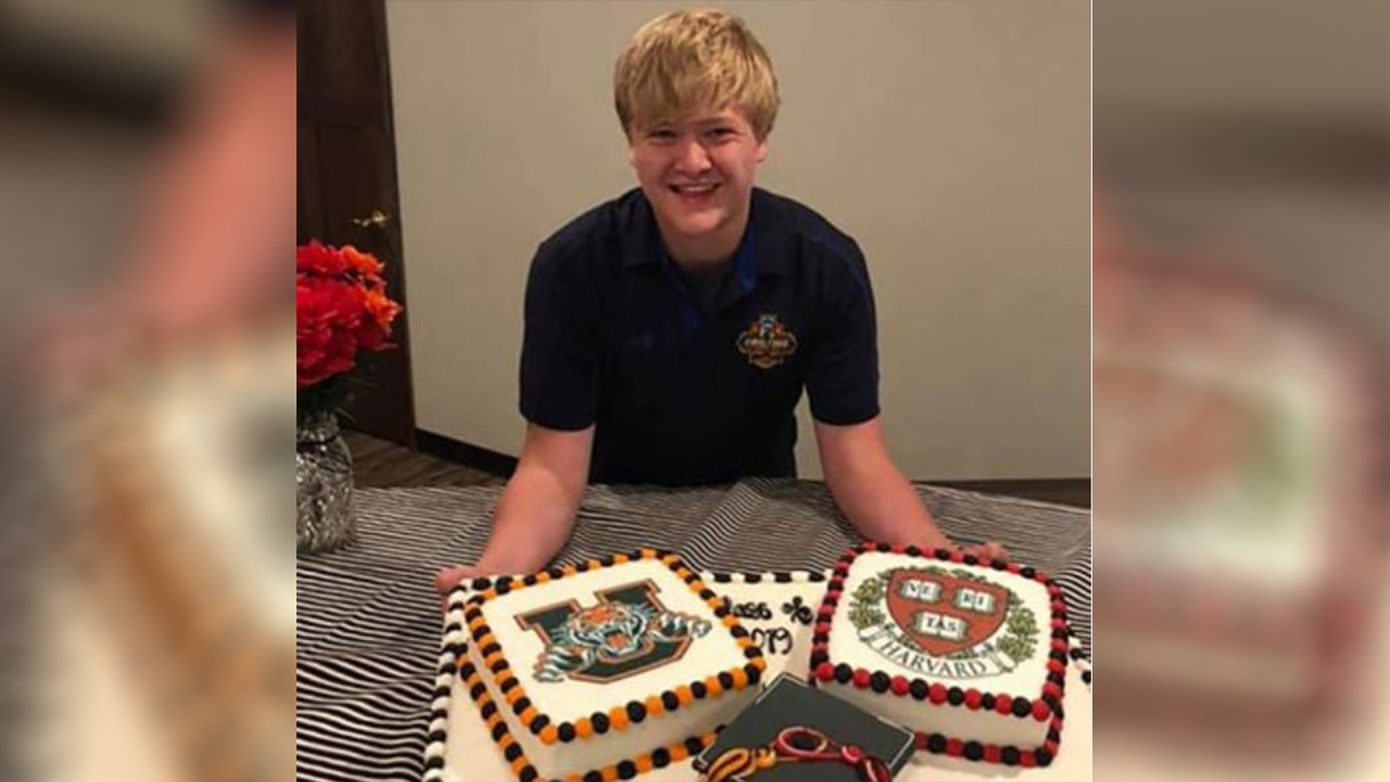 Ulysses Student to Graduate From High School and College