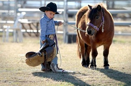 Little Britches Rodeo This Weekend