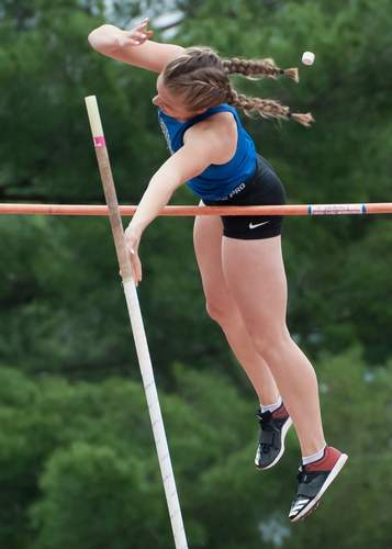 Kansas Girls State Track Area Results