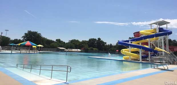 Garden City Pool Leaking $1000 of Water per Day