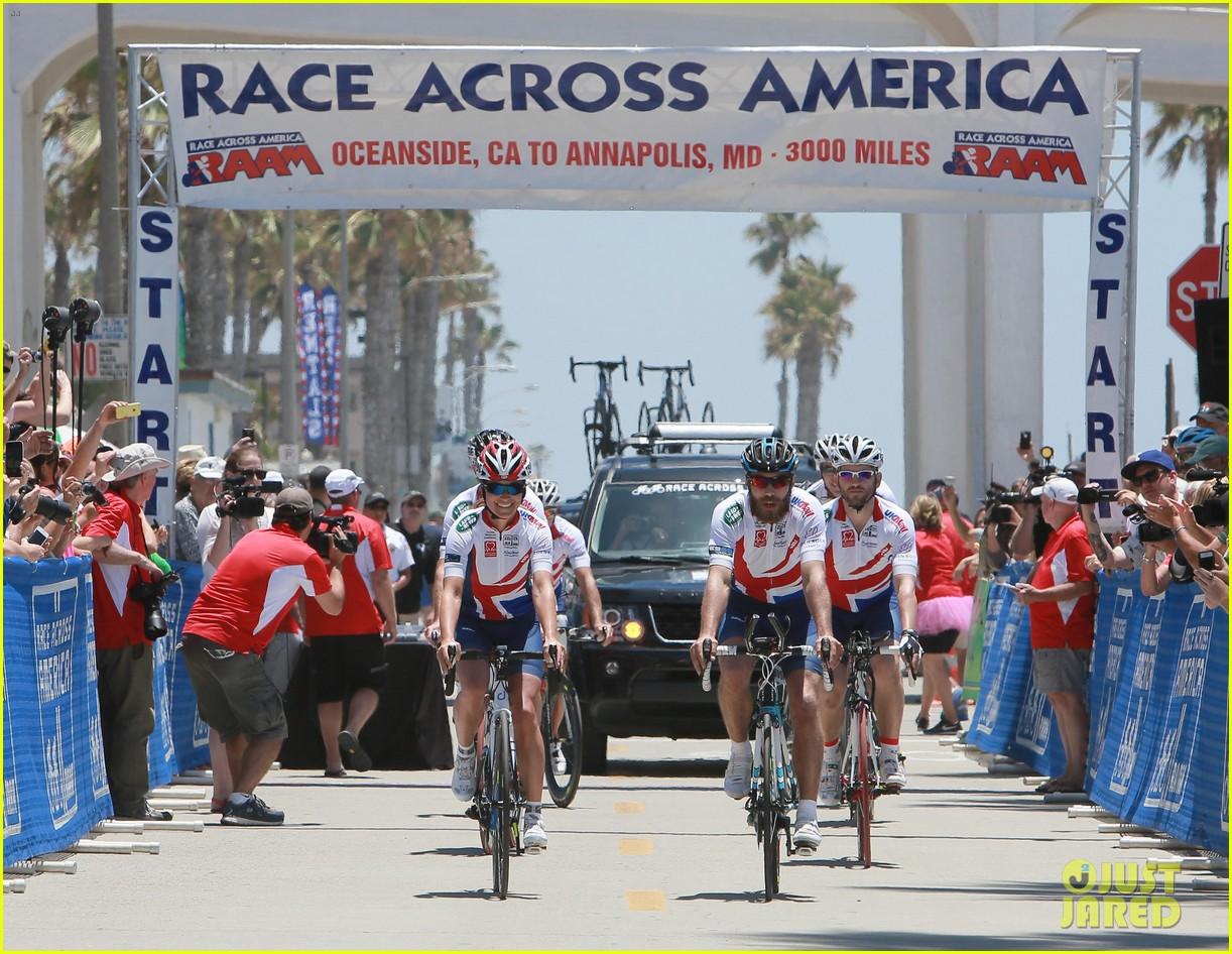 Race Across American Cyclists Entering Kansas Soon