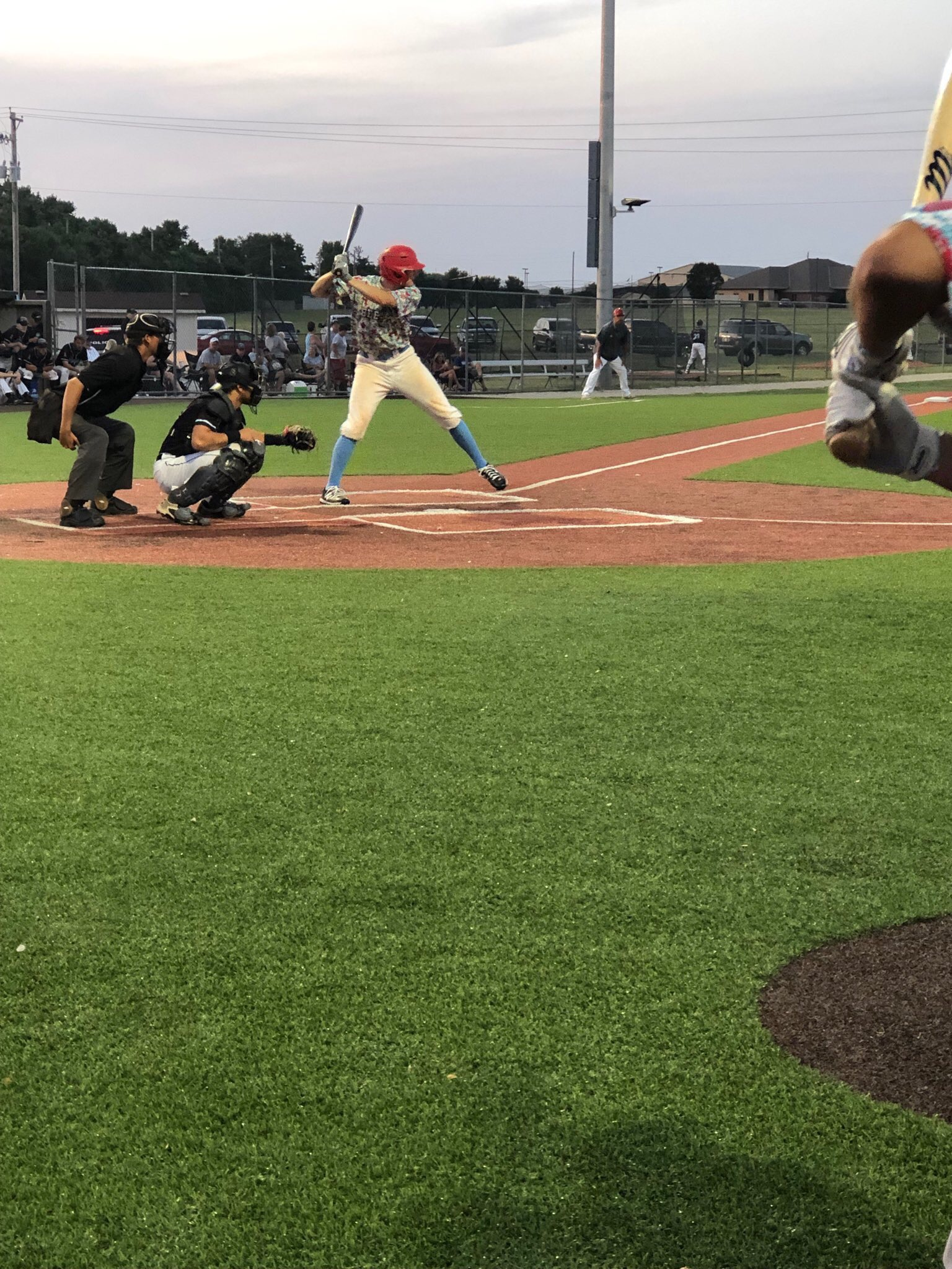 Bee Jays Take Game One of KCLB Series