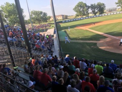 4th of July Game Thursday at SCCC