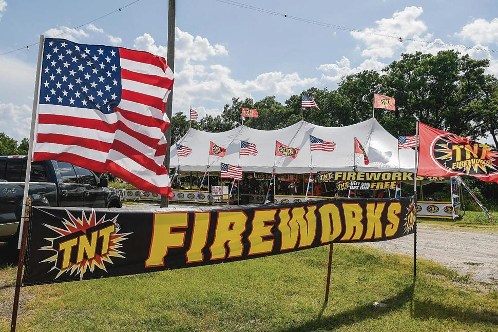 Firework Regulations and Guidelines in the City Limits of Liberal