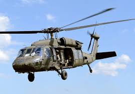 Black Hawk Helicopters Take Flight in Liberal Wednesday
