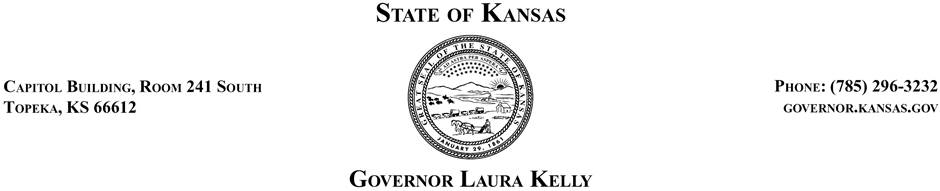 $6.4 Million in Grants to help Kansan's for Domestic Assault Programs and Childrens Advocacy Centers