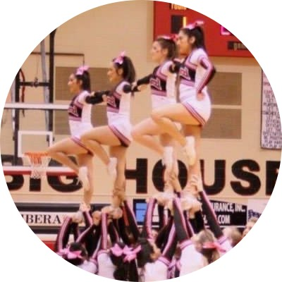 LHS Hosts Cheer Clinic Saturday