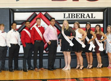 Lhs Announces Fall Homecoming Court