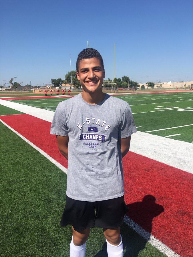 AJ Ramirez is Hay Rice and Associates Athlete of the Week