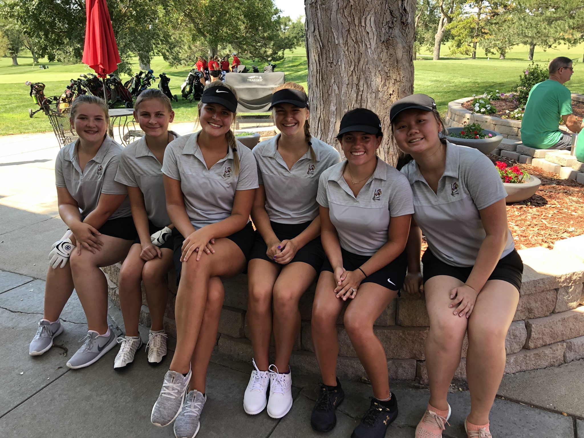 Liberal Girls Golf Opens in Hays