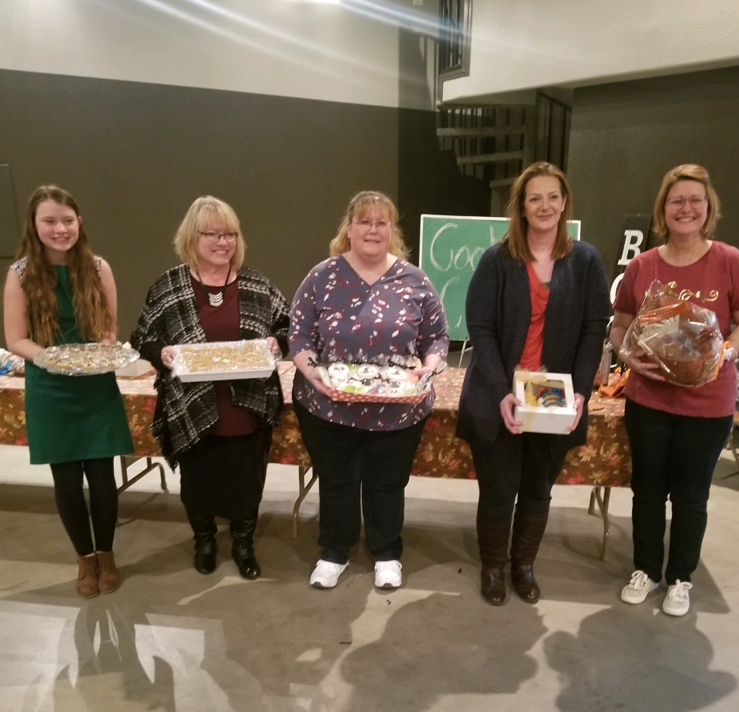 Friends Church of Liberal Raises Funds for Stepping Stone Shelter