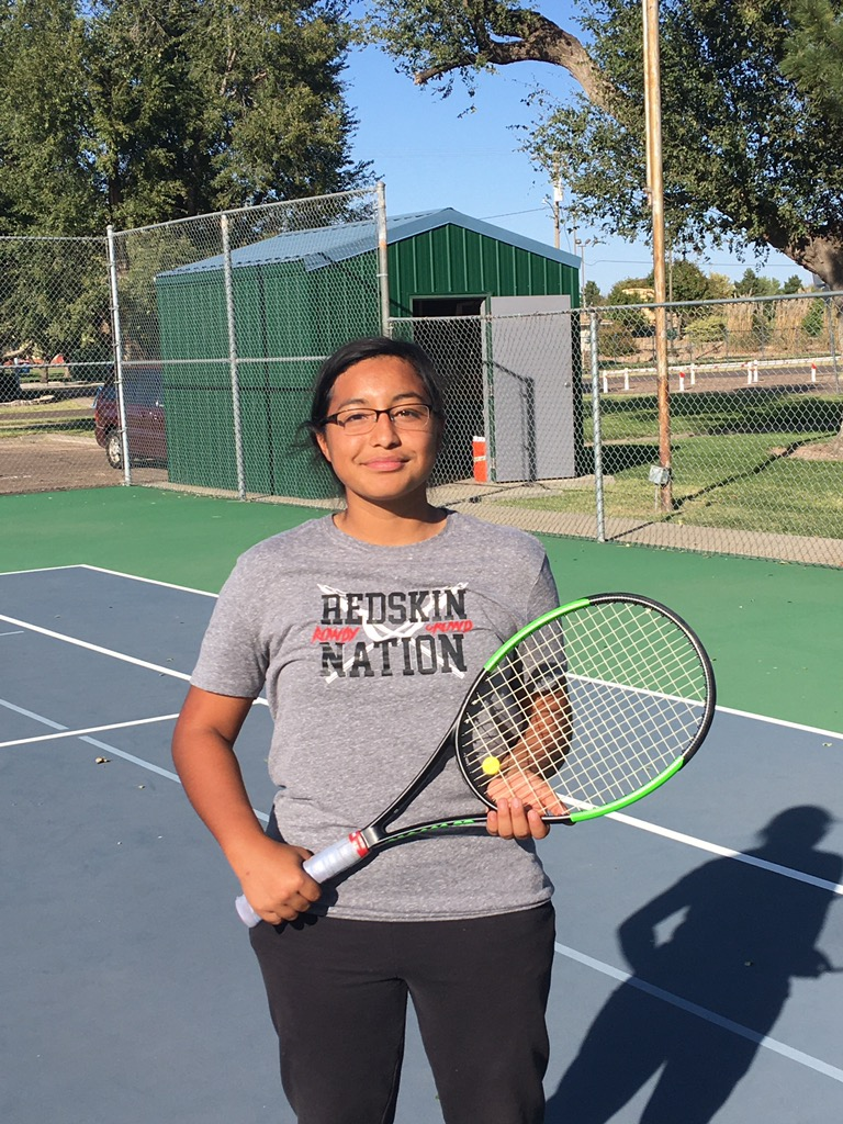 Priscilla Vasquez is Hay Rice and Associates Athlete of the Week