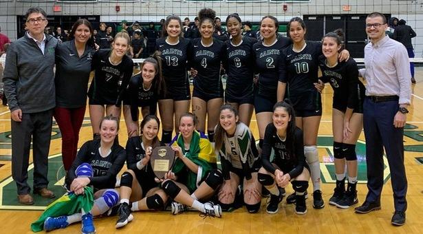 Seward Volleyball Crowned Region 6 Champions