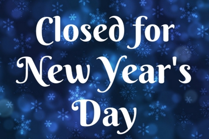 City/County Offices Closed on New Years Day